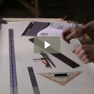Build Your Own Acoustic Guitar - Drawing tools