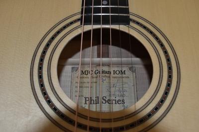 Phil Series Serial Number 000120 19